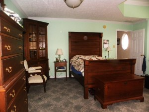 Love Kenner Upstairs Bedroom