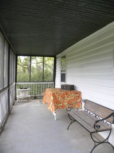 Thomas Screened Porch