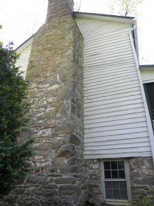 Thomas Stone Chimney