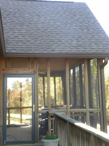 Henze Screened Porch