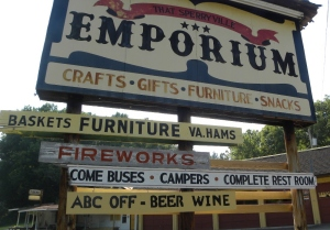 Emproium Sign BEST 2014